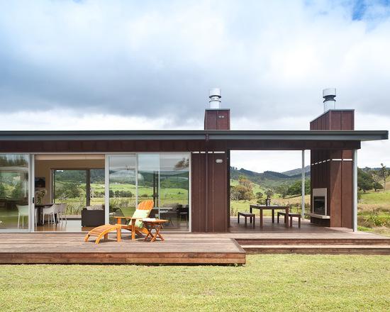 55 top modelos fotos de casas de campo - Casa de campo moderna ...