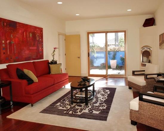 como-combinar-sofa-vermelho-com-tapete (4)