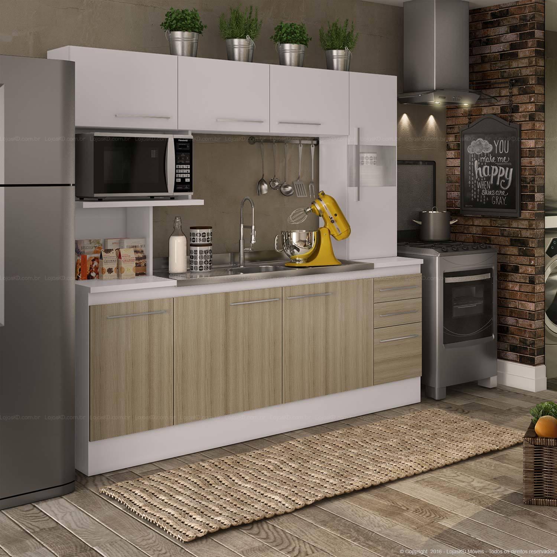 10 Modelos De Cozinhas Moduladas A Partir De 1 199 00