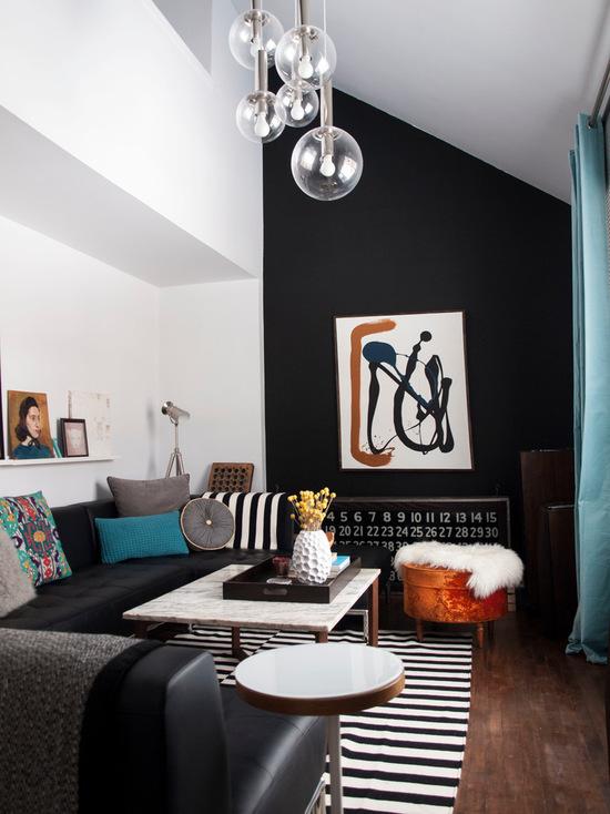 decoracao-de-sala-com-sofa-preto (14)