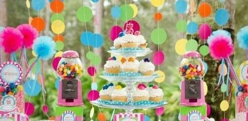 Festa de casamento simples e barata de casamento with for Decoracion infantil barata