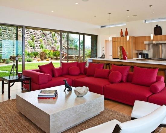 decoracao-sala-com-sofa-vermelho (4)