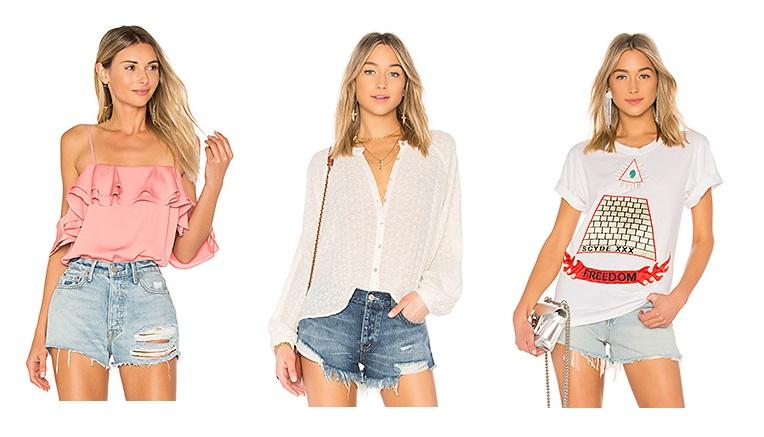 Tem Na Web - 10 looks com short jeans para balada ,Arraze com combinações Chics