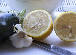 suco de berinjela e limão emagrece
