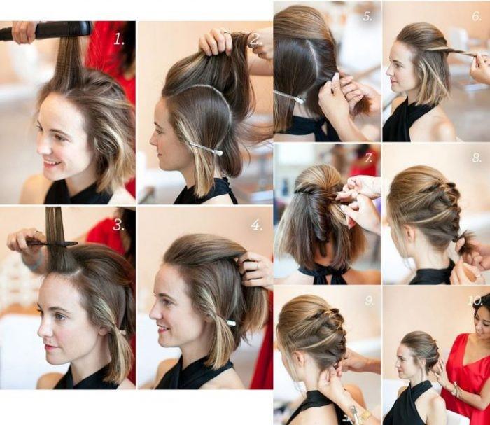 10 Melhores Tendências De Penteados Para Cabelos Médios